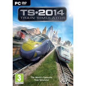 Train Simulator 2014 - Simulador De Trem Game Para Pc