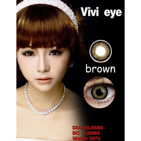 Pupilentes Circle Lens Vivi Eye