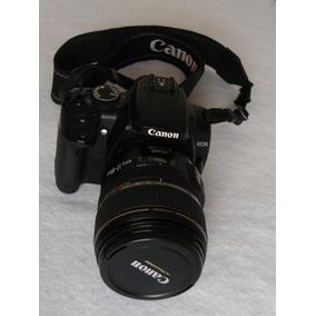 Camara De Fotos Canon Eos Rebel Xti + Lente Efs 17-85