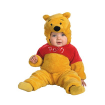 Disfraz Disguise Disney Winnie Pooh Deluxe Felpa P/bebé S 2t