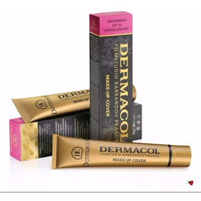 Base Dermacol 30g Alta Cobertura Makeup Cover Pronta Entrega