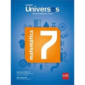 Projeto Universos - Matematica - 7º Ano - Ensino Fundamental