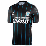 Camiseta Racing Alternativa Negra Nueva 2015