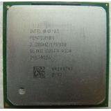 Procesador Pentium 4 3.2 Ghz 1mb C Bus 800 Socket 478 Intel