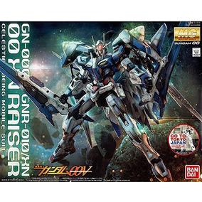 Model Kit 00 Xn Raiser Mobile Suit Gundam 00v Mg Bandai