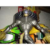 Elementor De Metal, El Enemigo De Max Steel. Muy Muy Bueno!