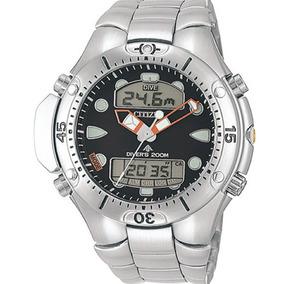 Relógio Citizen Jp1060-52e Jp1060 Aqualand Ii Promaster