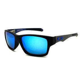 Oculos Sol Masculino Polarizado Oakley Jupiter Carbono