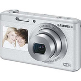 Cámara Samsung Dv180f 16mp 5x Smart White Ec Dv180fbpwe1