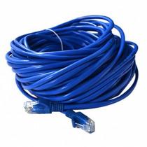 Cabo De Rede Internet 10 Metros Pronto P/ Uso Rj45 Protetor