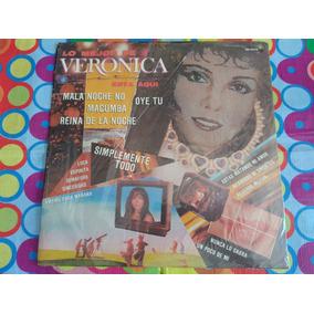 Veronica Castro Lp Lo Mejor Esta Aqui 1989