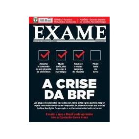 Revista Exame Edições 1130, 1131, 1133, 1134 De 2017