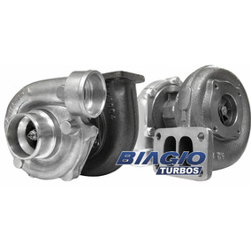 Turbina Mercedes-benz Motor Industrial Om314 P/kit 76cv