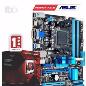 Kit Asus M5a78l-m Plus/usb3 + Processador Amd Fx-6300 4.1ghz