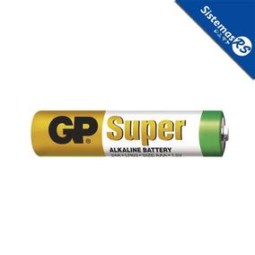 Bateria Pila Aaa Alcalina Gp Super