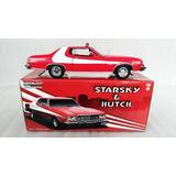 Starsky & Hutch Ford Gran Torino 1976 Escala 1/24, 22cms