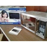 Horno Microondas Hyundai Hdmo20l