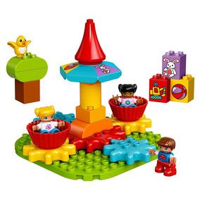 Lego 10845 - Lego Duplo - O Meu Primeiro Carrossel