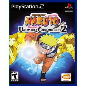 Naruto: Uzumaki Chronicles 2 - Ps2