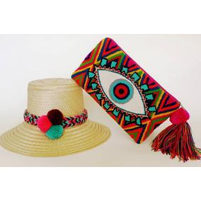 5b3917d0b1989 Precio. Publicidad. Anuncia aquí · Sombrero Wayuu   Sombrero De Playa