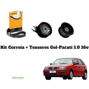 Correia Dentada Gol G3, G2 1.0 16v - Kit Completo