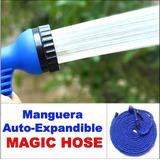 Manguera Expansible Magic Hose - Incluye Pistola A Presión