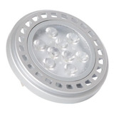 Lampara Led Ar111 Macroled Fría 11w 12 Vdc. Arealed Rosario