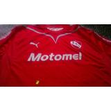 Camiseta Independiente Puma Original Motomel Powerade