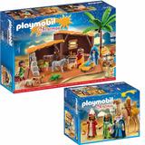 Retromex Playmobil Paquete Nacimiento 5588-5589 5590
