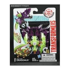 Muñeco Dragonus Transformer- Hasbro- Giro Didactico