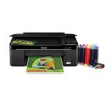Impresora Multifuncion Epson Tx135 Con Sistema Continuo