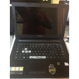 Laptop Lenovo Negra