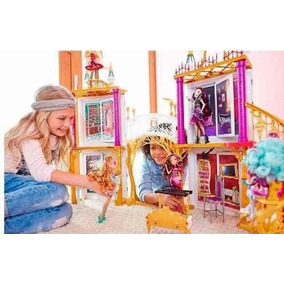 Ever After High Castelo 2 Em 1 Dlb40 - Mattel
