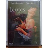 Dvd Loucos De Paixão Susan Sarandon Novo Lacrado