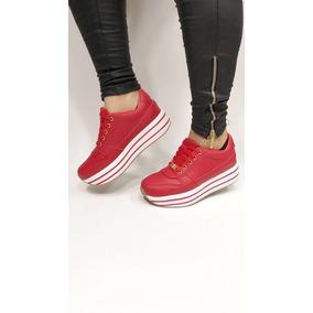 Étiquette Rouge - Chaussures Pour Femmes, Rouge, Taille 37.5