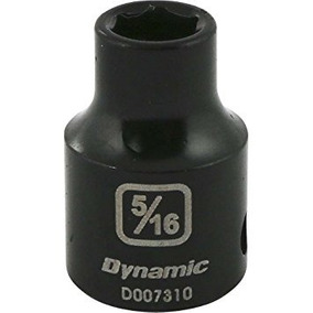 Dynamic Tools D007310 3/203 cm Drive 6 point Sae Impacto Soc