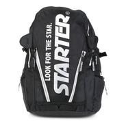 Mochila Starter Top Look For The Stars Preta Porta Notebook