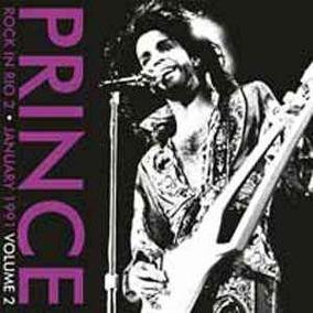 Vinilo Prince ¿ Rock In Rio 2 Volume 2 January 1991