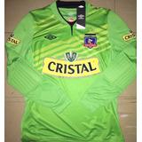 Camiseta Arquero Colo Colo 2013 Y 2011