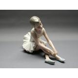 Adorno Porcelana Lladro: Ballet