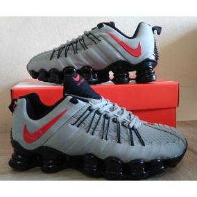 Nike Shox Tlx (12 Molas) Original Na Caixa Lançamento Outros Modelos ... 180c5a3c62651