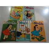 Lote De 5 Comics La Pequeña Lulú