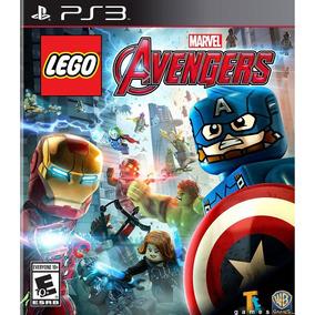 Lego Marvel Avengers Ps3