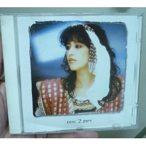 Cd - Ofra Haza - Greatest Hits - Importado - Israel