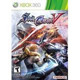 Soul Calibur V Xbox 360 Nuevo De Fabrica Citygame