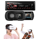Combo Stereo Pioneer + De Regalo Vr Box Lente Virtual
