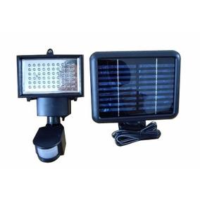 Led Solar Seguridad Con Sensor Iluminación Osl-3 Piscineria