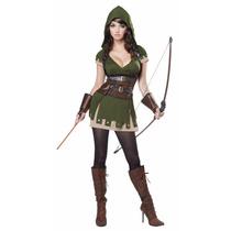 Disfraz Lady Robin Hood California Costumes M-01358