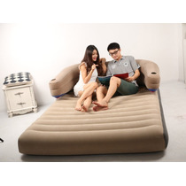 Sillon Sofa-cama Inflable Queen 2 En 1