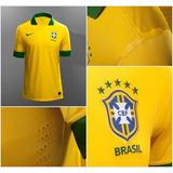 Camiseta Selección Brasil 2013